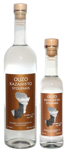 Ouzo from Chios Island