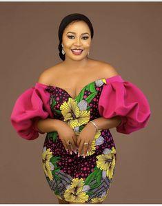 African Dresses Online, Latest African Fashion Dresses, African Dresses For Women, African Print Dresses, African Print Fashion, Africa Fashion, Nigerian Dress Styles, Ankara Long Gown Styles, Latest Ankara Styles