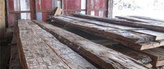 Hand Hewn Slabs, Montana Reclaimed Lumber Co.