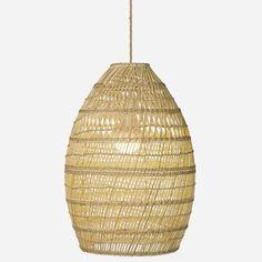 Palm Swirl Pendant l Lighting l Modern Pendant Lamps