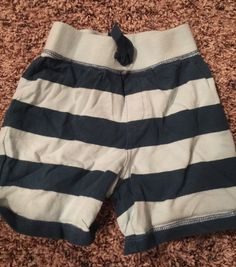 Check out this listing on Kidizen: Gymboree Blue Stripes Shorts via @kidizen #shopkidizen