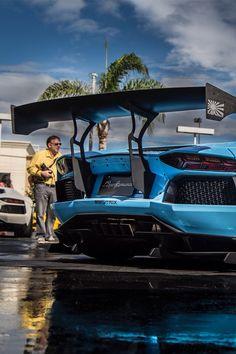 Liberty Walk | Lamborghini Aventador