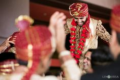 Marriott Marina Del Rey Indian Wedding | Ami & Harsh