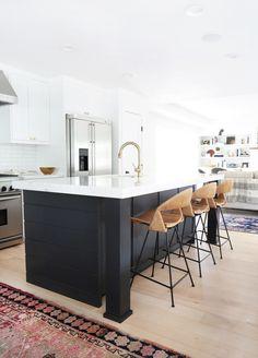 Kitchen design by Amber Interiors | Photo by Tessa Neustadt