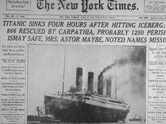 "HowStuffWorks ""Titanic Survivors"""