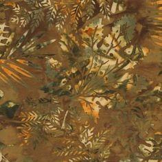 Batik Leaves-IB-KG02-I2 Dk Graham
