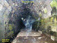 The Blue Ghost Tunnel