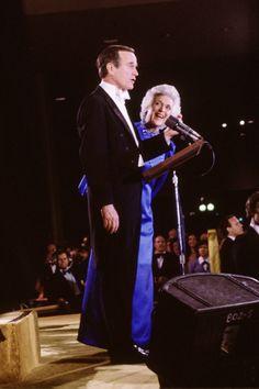 Happy Anniversary, George and Barbara!  - TownandCountryMag.com