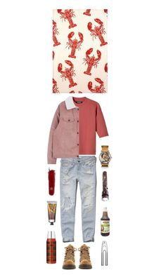 unisex fishing by foundlostme on Polyvore featuring moda, adidas Originals, Abercrombie & Fitch, Circus by Sam Edelman, CHEAPO, Ulster Weavers, Alessi, Saddlebred, Victorinox Swiss Army and SunJoe