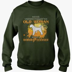 Never underestimate an old man with a #Border Terrier, Order HERE ==> https://www.sunfrog.com/Pets/Never-underestimate-an-old-man-with-a-Border-Terrier.html?89699, Please tag & share with your friends who would love it, #superbowl #xmasgifts #jeepsafari  #border terrier animals, border terrier art, border terrier funny  #quote #sayings #quotes #saying #redhead #posters #kids #parenting #men #outdoors #photography #ginger #products #quotes