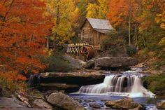 West Virginia is so beautiful.