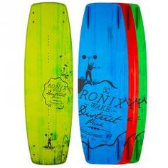 Ronix District Park Wood Grain 2015 Wakeboard