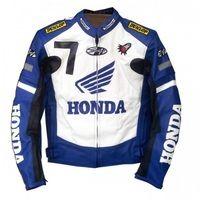 Honda Joe Rocket Blue Motorcycle Leather Jacket S To Blue Motorcycle, Motorcycle Leather, Motorbike Jackets, Biker Jackets, Leather Jackets, Men's Jackets, New Honda, Jacket Style, Jacket Men
