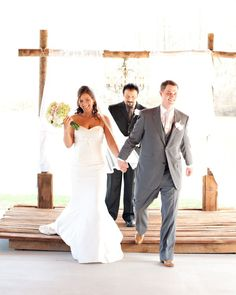 Atlanta Wedding at Reid Barn by Graceology Photography