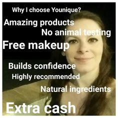 Why I chose Younique