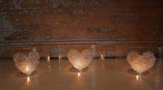 T Lights, Ceiling Lights, Fused Glass, Heart Shapes, Glass Art, My Arts, Chandelier, Romantic, Artist