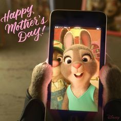 Zootopia, May 2017 Disney Artists, Walt Disney Animation Studios, Computer Animation, Walt Disney Pictures, Comedy Films, Zootopia, Happy Mothers Day, Crime, Mom