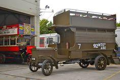 London's Battle Bus