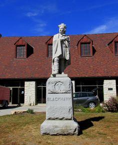 Black Hawk State Historic Site - Rock Island, Illinois