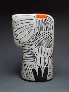 orange - ceramic - Nina Else