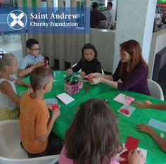 Saint Andrew Charity Foundation added a new photo. Charity Foundation, St Andrews, Saints, Children, Young Children, San Andres, Boys, Child, Kids