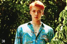 """Update: EXO's Sehun Looks Effortlessly Beautiful In Latest Teasers For """"The War"""" 