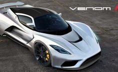 Hennessey Planning 290-MPH Venom F5 Supercar