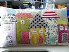 Текстильные домики: такие милые и уютные - Ярмарка Мастеров - ручная работа, handmade