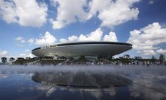 Mercedes-Benz Arena, Shanghai, China