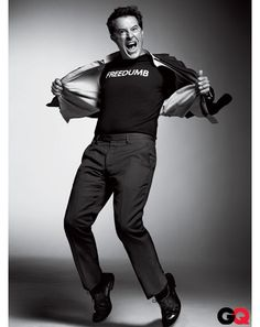 Stephen Colbert...he's hilarious! I love his show! I laugh every time I watch it!