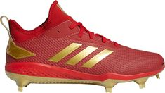 wholesale dealer 6624b b7501 adidas Mens adiZERO Afterburner V Metal Baseball Cleats