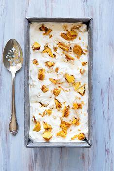 Maple Honeycomb Ice Cream