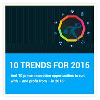 Innovation opportunities to run with – and profit from – in 2015!