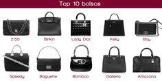 Top 10 bolsos