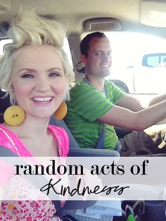 28 Random Acts of Kindness birthday tradition