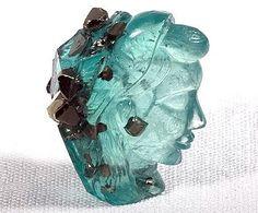 Ashok Kumar Sanchetis Carved Emerald at the Smithsonian