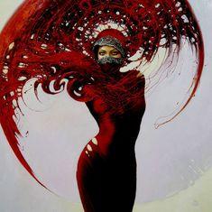 О женщина, тебе ль не знать Себя в Божественной картине?Работы польского художника Кароля Бака . Обсуждение на LiveInternet - Российский Сервис Онлайн-Дневников