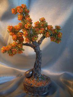 Ствол бисерного дерева - Ярмарка Мастеров - ручная работа, handmade
