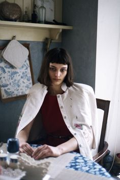 COUTE QUE COUTE: OMUT NAIVE CAPSULE COLLECTION BY NASTYA KLIMOVA & LIZA SMIRNOVA