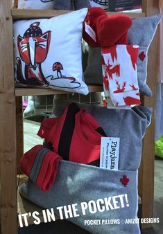 AnizetDesigns pocket pillows now come in two sizes! Great to put pjs away! Natural Materials, Pjs, Fabric Design, Home Accessories, Eco Friendly, Pocket, Pillows, How To Make, Handmade