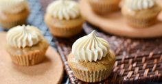 Protein Treats By Nicolette : Peanut Butter Supreme Protein Cupcakes