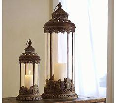 Caden Lanterns #potterybarn