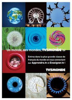2009 - TV5MONDE aime la langue française !