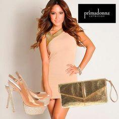Encuentra los complementos necesarios para tu outfit...   ¡Siempre perfecta con Primadonna!
