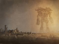 WARHAMMER : DESERT TITAN by JohnBergin.deviantart.com on @DeviantArt