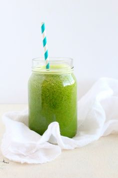 The Wheatless Kitchen | Green Glory Juice (Copycat recipe from Chop Shop) | http://www.thewheatlesskitchen.com