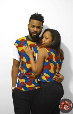 Credits to Eldior Sodeck African Inspired Fashion, Latest African Fashion Dresses, African Dresses For Women, African Print Fashion, Africa Fashion, African Attire, African Wear, African Prints, African Women