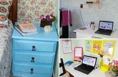 5 ideias baratinhas de decoração para o quarto - Casinha Arrumada