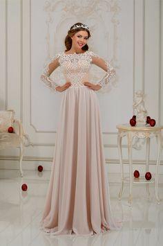 a79760f3d07 Свадебное платье La Petra Nurit ▷ Свадебный Торговый Центр Вега в Москве