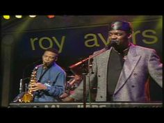 Roy Ayers - Everybody Loves the Sunshine  (live, 1994)